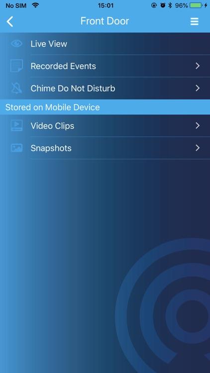 DoorCam screenshot-3