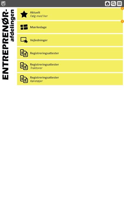 Entreprenør-afdelingen screenshot-3