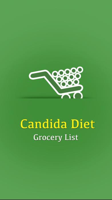 Candida Diet Shopping Listのおすすめ画像1