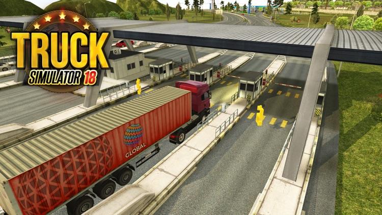 Truck Simulator 2018 : Europe screenshot-0