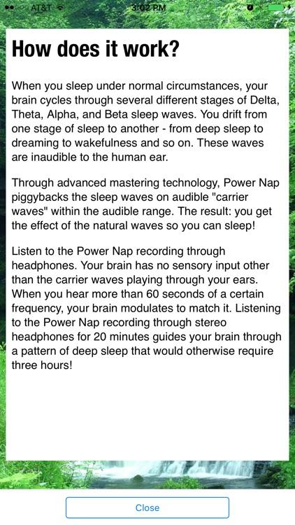PowerNap App
