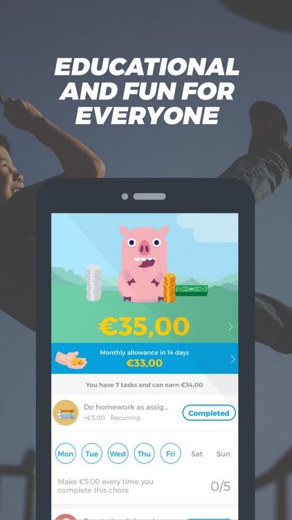 Gimi - A Piggy Bank screenshot-0