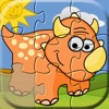 Dino 儿童拼图游戏