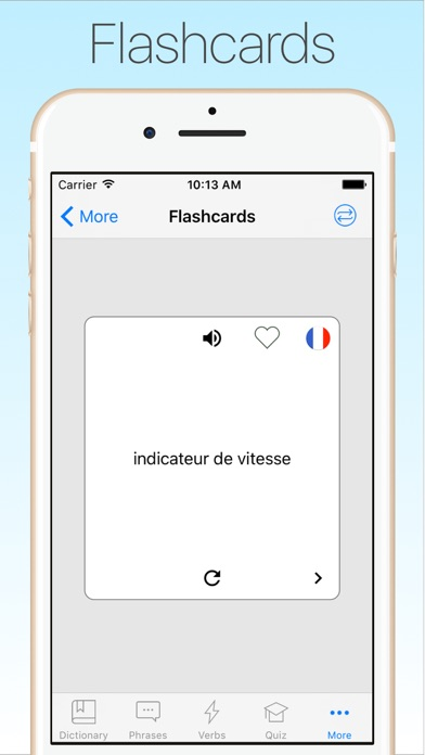 French Dictionary + VL