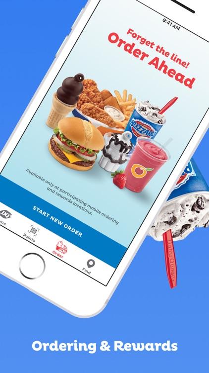 Dairy Queen® screenshot-4