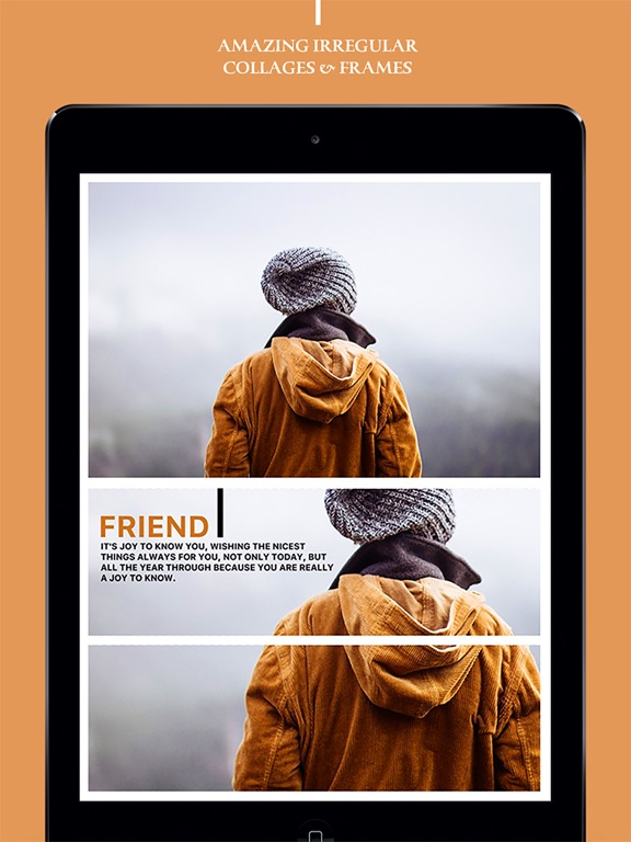 Pic Layout Editor Maker Screenshot