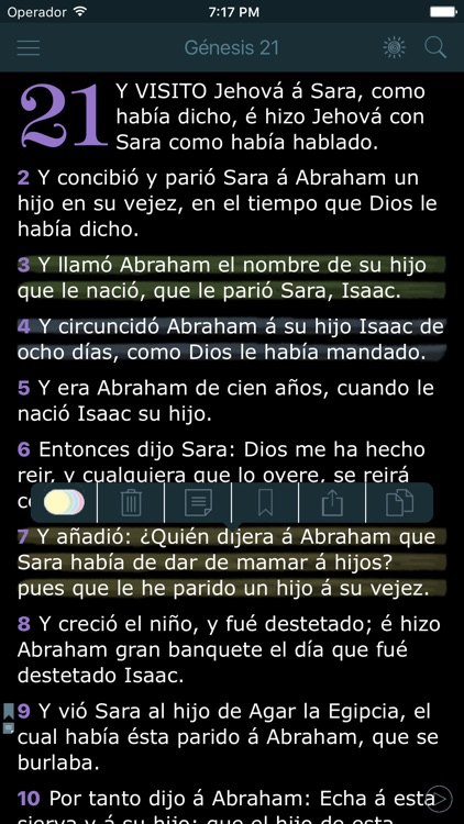 Biblia Reina Valera Antigua screenshot-1