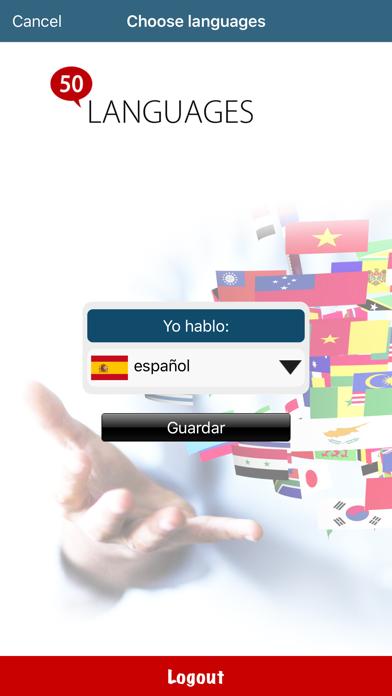 Learn English US 50 languagesScreenshot of 3