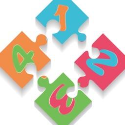 数字拼图-益智拼图游戏挑战