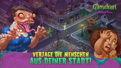 Screenshot 5 Gänsehaut HorrorTown