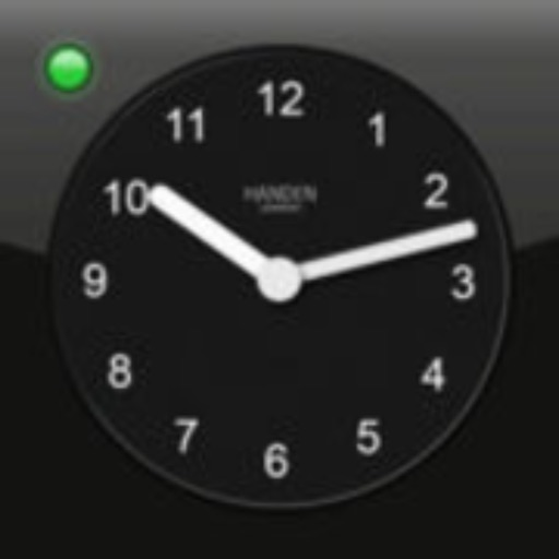 Iphone Nightstand Clock App