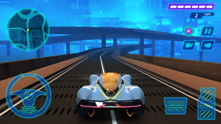 Concept Car Driving Simulator screenshot-4