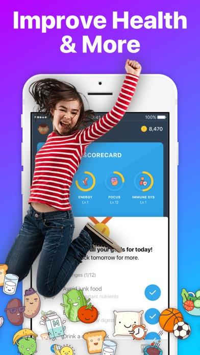 Habitz: Kids Learn Good Habits screenshot two
