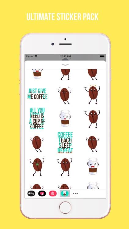 Coffee Time Good Morning Emoji