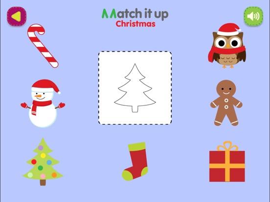 Match It Up - Christmas screenshot 10