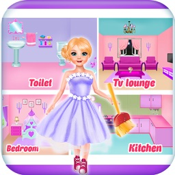 Doll House Decoration & Repair Cleaning