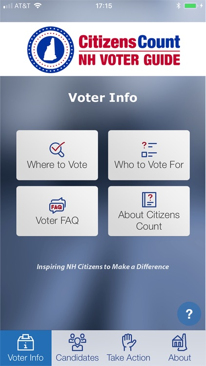 Citizens count nh voter guide by lfda. Org.
