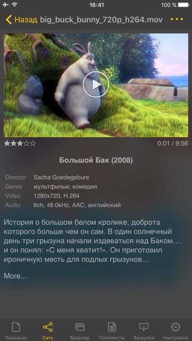 Скриншот №2 к nPlayer