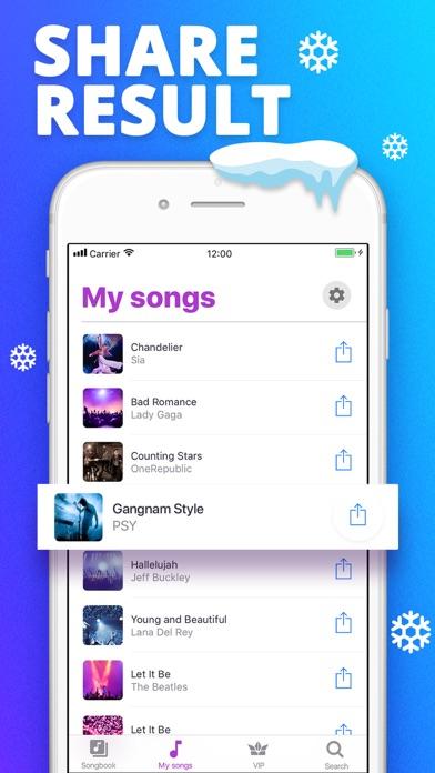 Karaoke Face - Sing Songs! Screenshot
