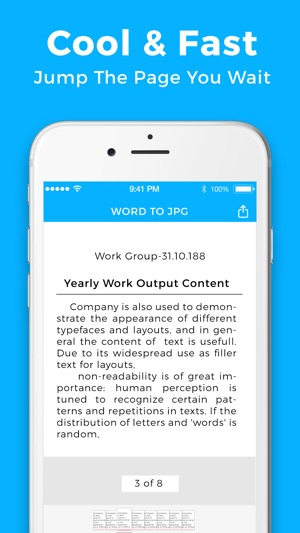 Word To Image Converter on the App Store
