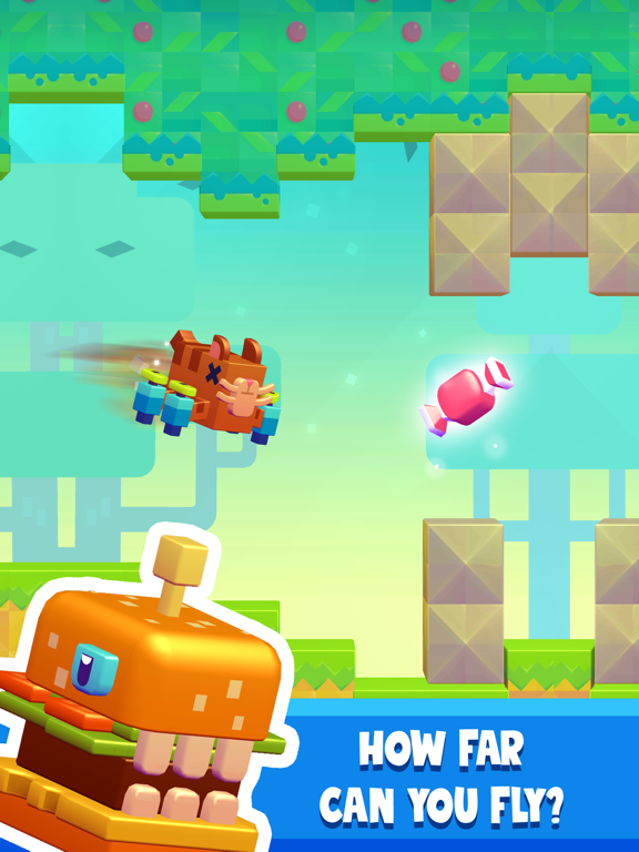 Jelly Copter screenshot 6