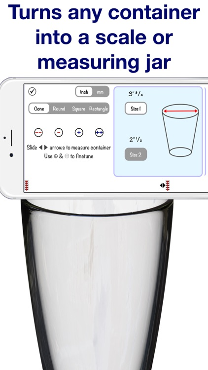 Measuring Cup & Kitchen Scale screenshot-3