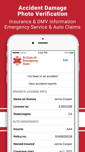 ICE Medical Standard on the App Store