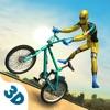 スーパーヒーローズ・ハッピー自転車レース