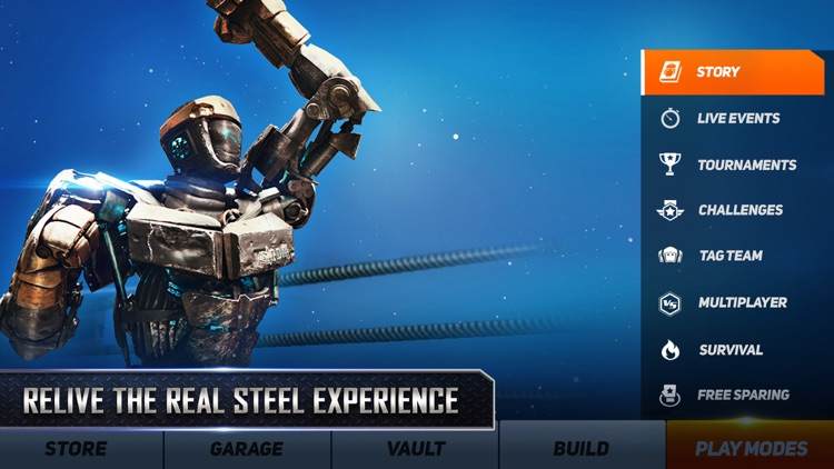 Real Steel screenshot-1