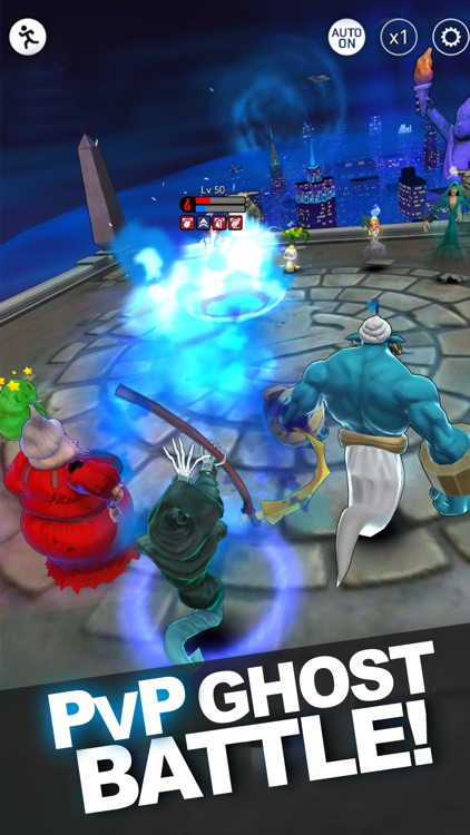 Ghostbusters World screenshot-3