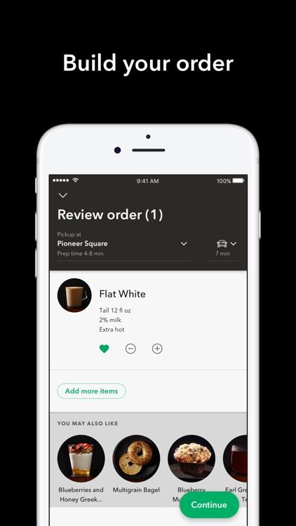 Starbucks screenshot-3