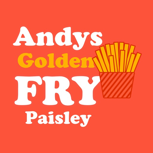 Andys Golden Fry Paisley