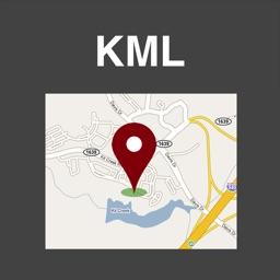 Kml Viewer-Kml Converter app