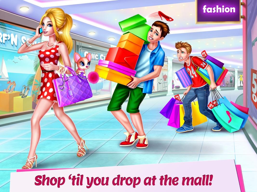 Shopping Mall Girl Online Hack Tool