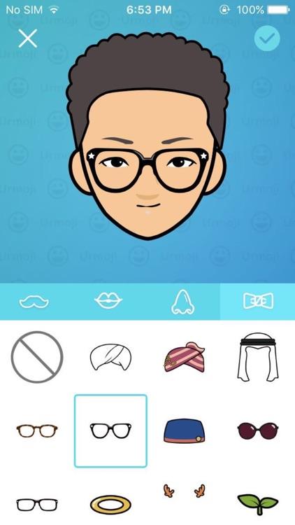 Urmoji-Personal emoji screenshot-3