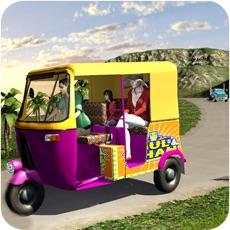 Activities of Offroad Modern Rikshaw Sim