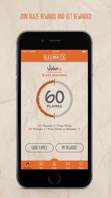 download Blaze Pizza apps 0