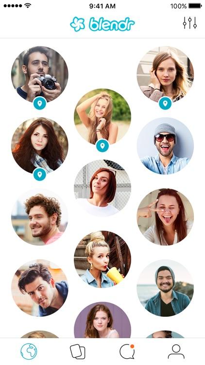 Blendr - Chat, Flirt & Meet