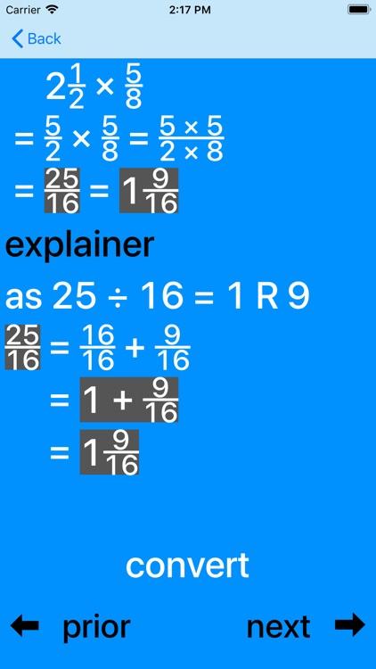 BasicFrac Fractions screenshot-8