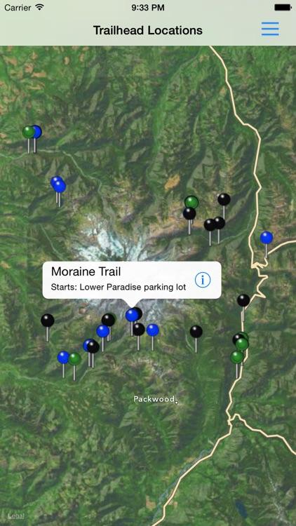 Hiking Mount Rainier screenshot-3