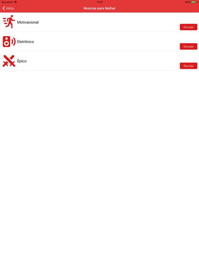 Musicas Para Malhar Na App Store