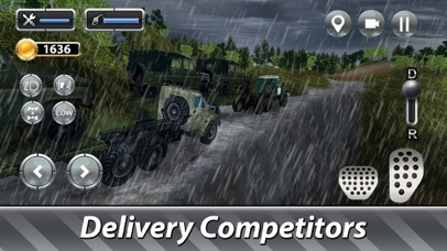 Cargo Trucks Offroad Driving screenshot 2