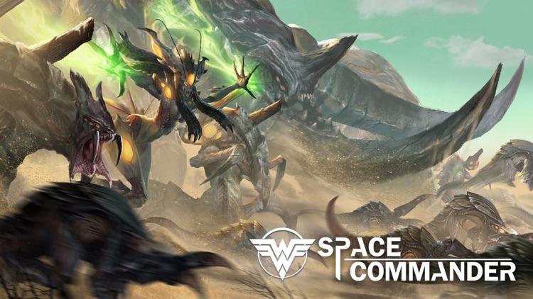 Space Commander HD screenshot-0