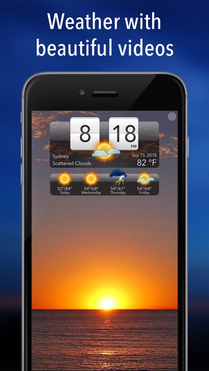 Living Weather HD +