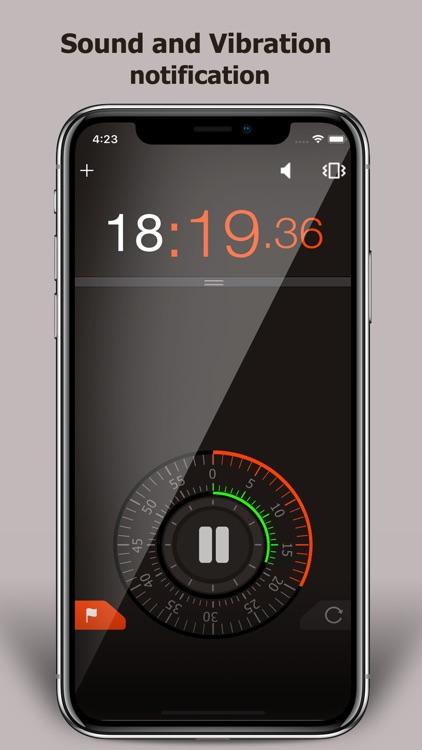 Stopwatch%  by UniCom Technology