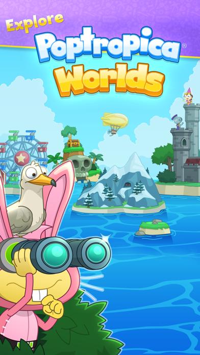 Poptropica Worlds - Revenue & Download estimates - Apple App
