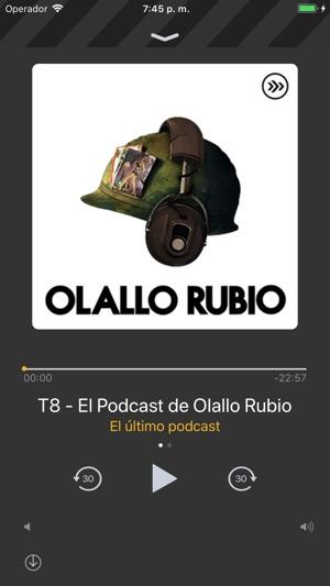 podcast olallo rubio gratis
