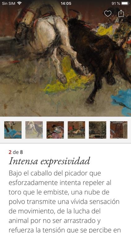 Second Canvas Thyssen Malaga screenshot-4