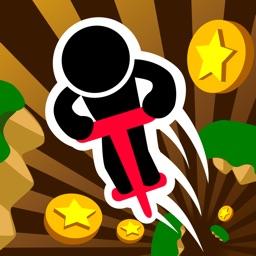 Hopping de Coins