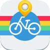 Bogota Cycling Map